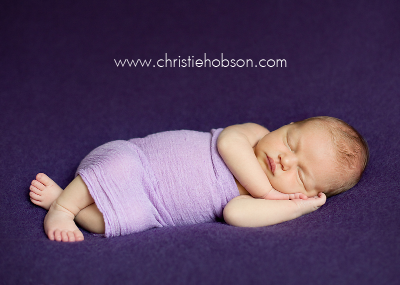 Orange County Newborn Photographer Christie Hobson