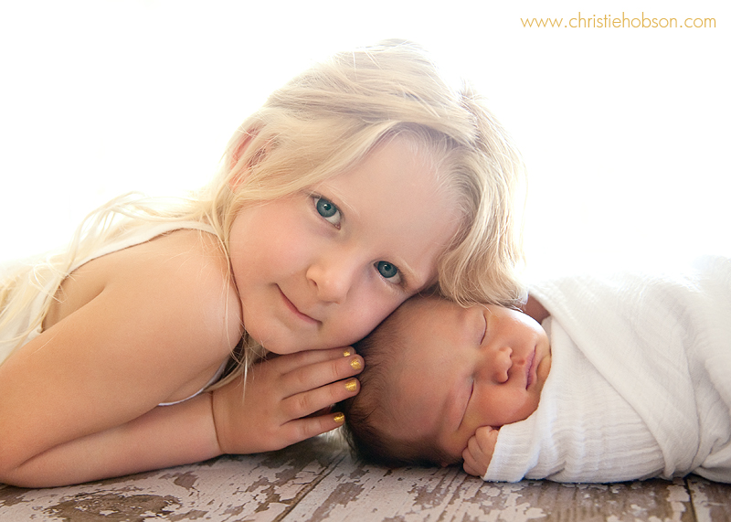Orange County Newborn Photographer | Christie Hobson