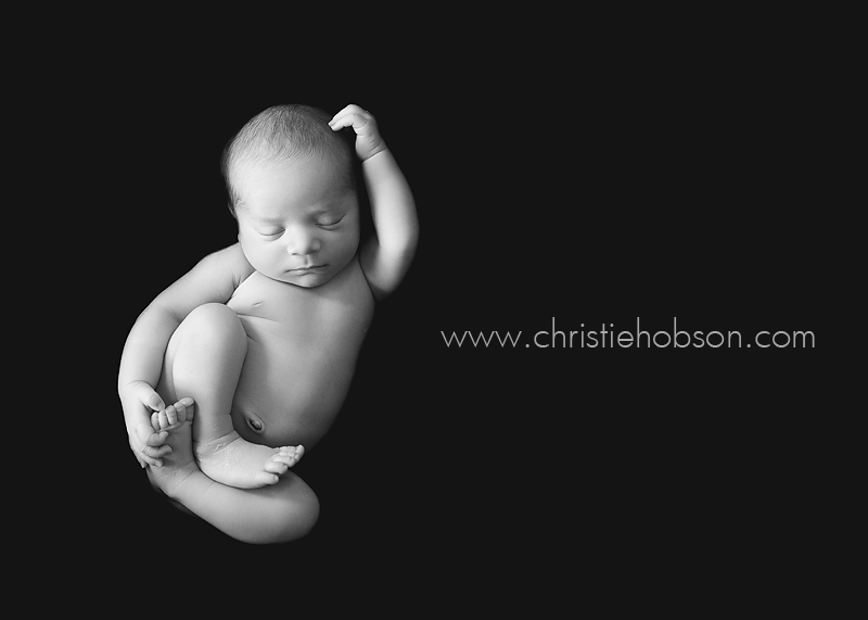 Orange County Newborn Photography | Christie Hobson