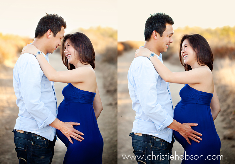 Orange County Maternity and Newborn Photographer | Christie Hobson